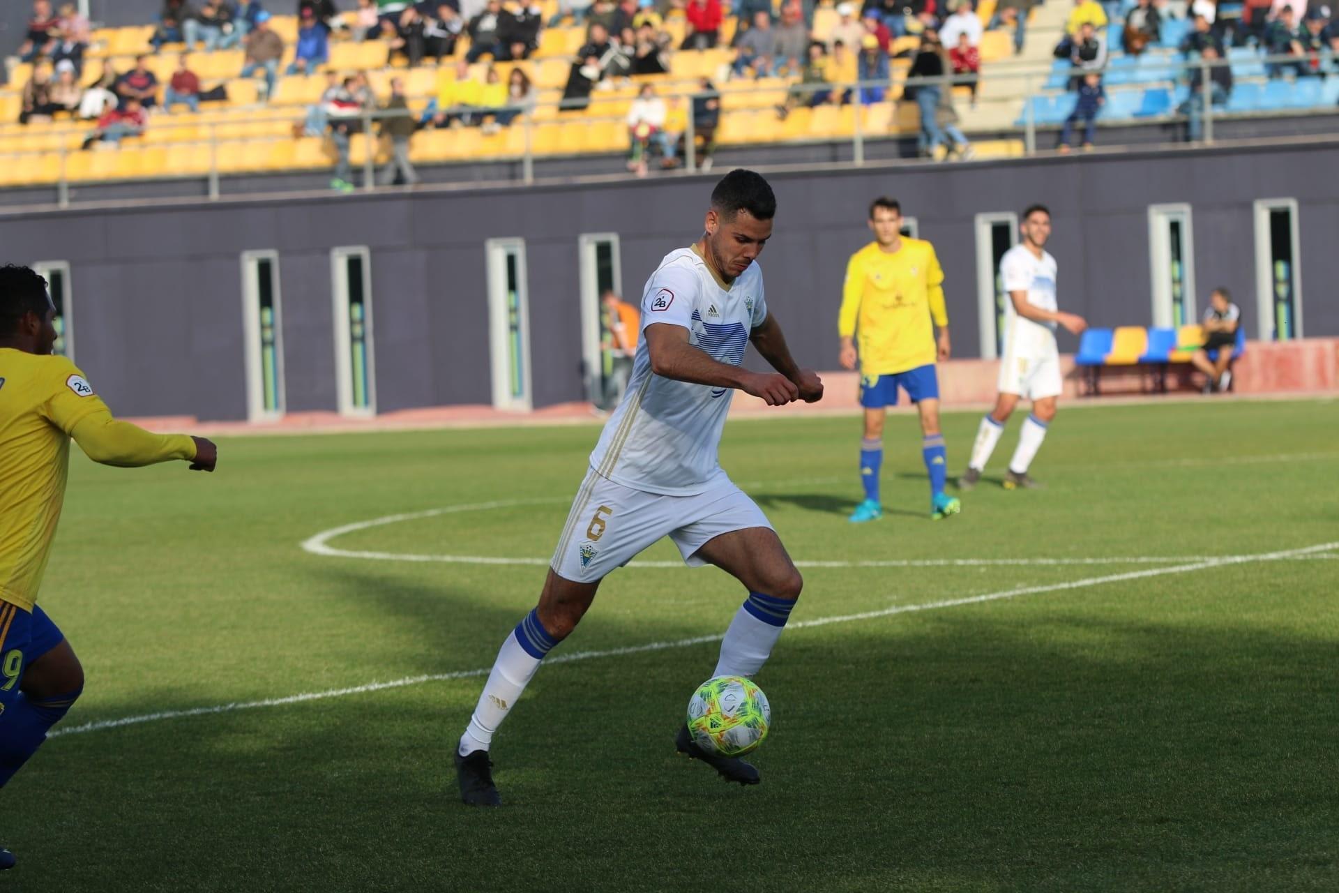 Marbella FC vs Cádiz B, segunda victoria blanquilla a domicilio (0-1)