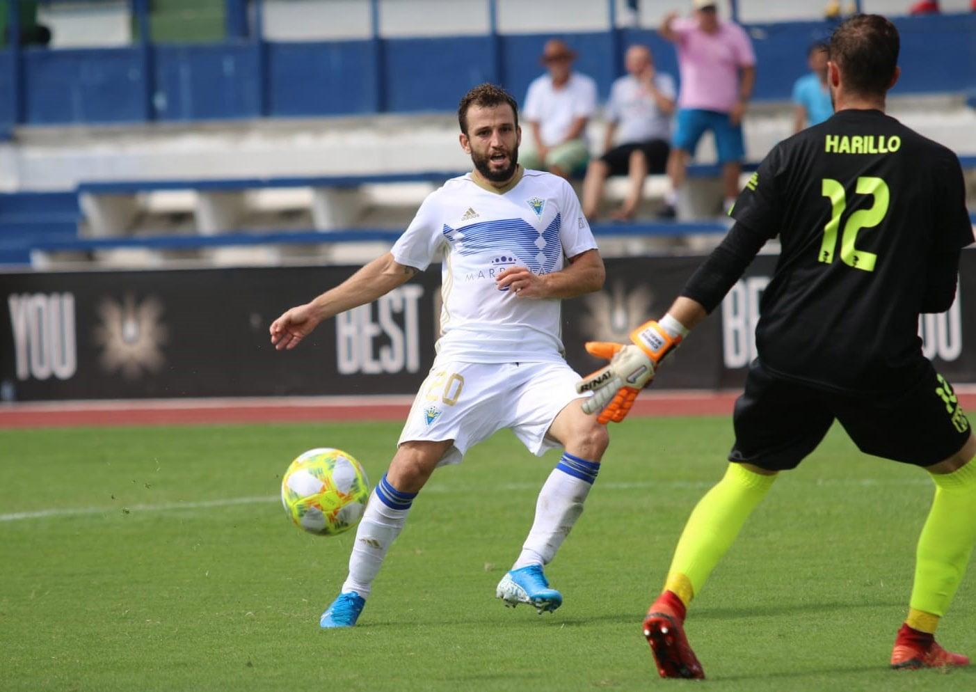 Marbella F.C. vs Mérida: los blanquillos suman la segunda victoria en casa