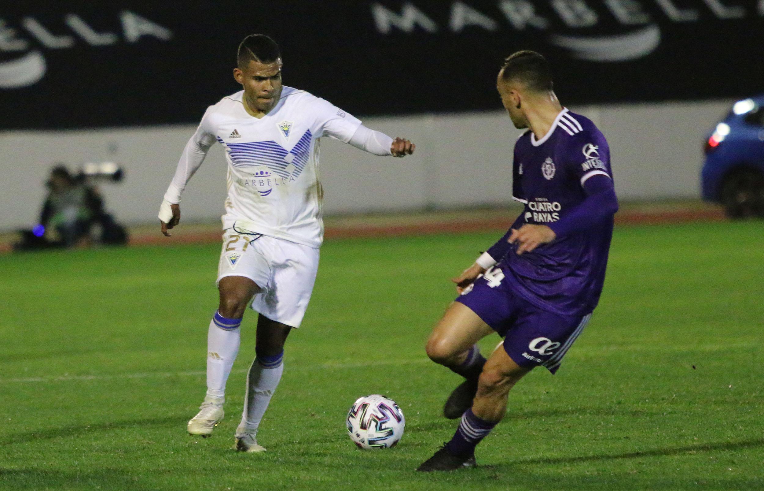 Marbella F.C. vs Valladolid, los blanquillos, eliminados en los penaltis