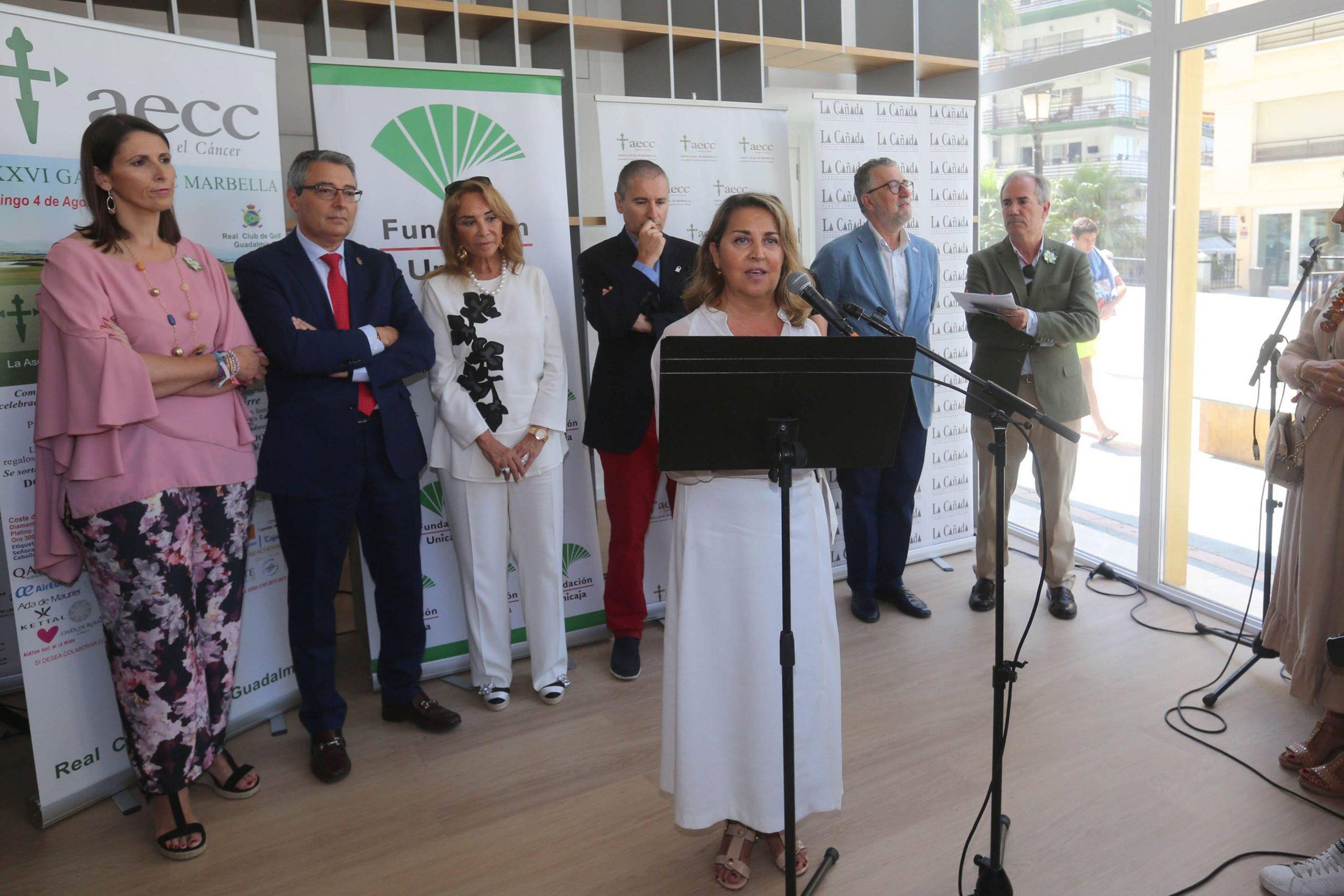Marbella inaugura el primer Espacio Activo contra el Cáncer de Andalucía