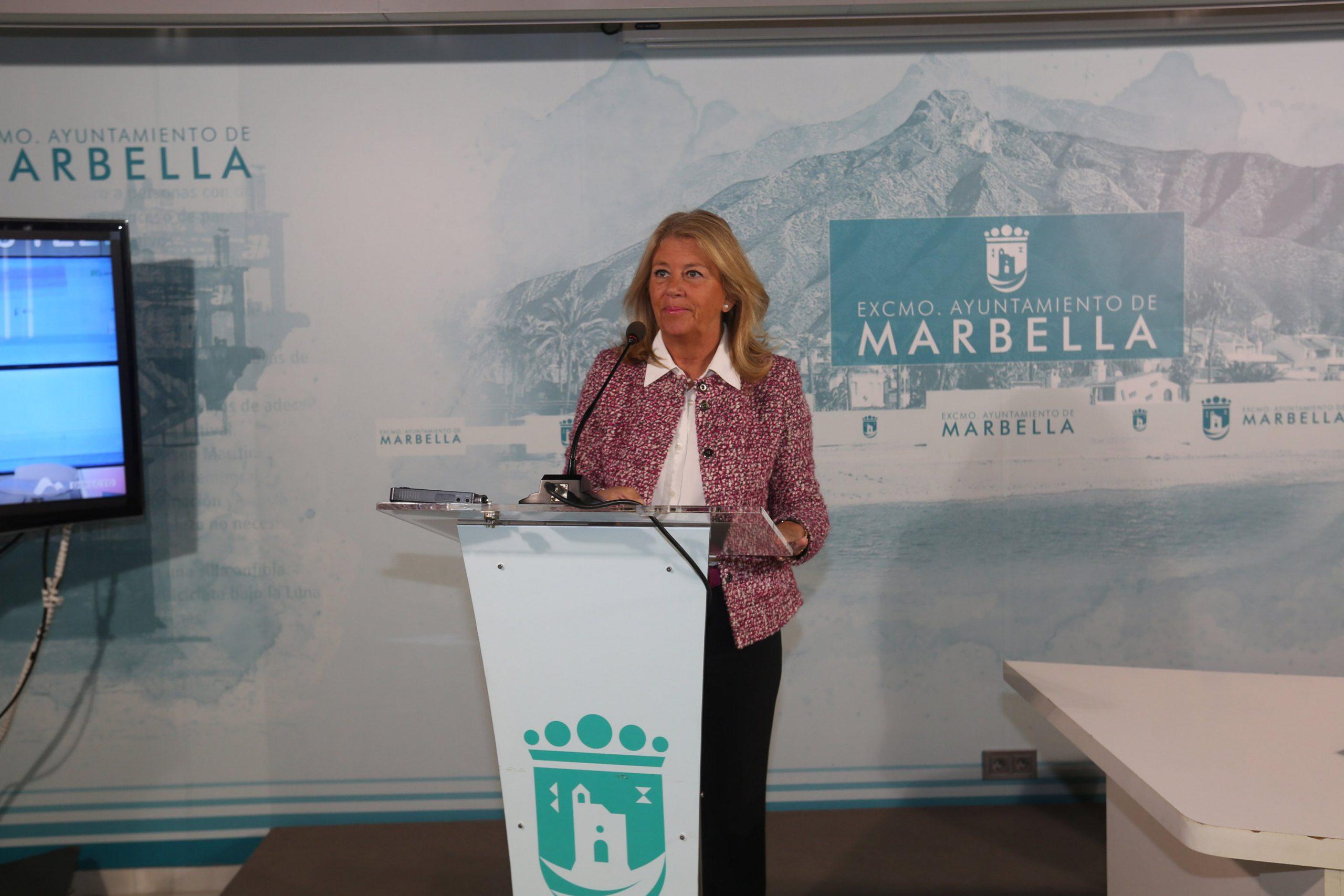 Marbella incorpora una partida extraordinaria de un millón de euros por la crisis sanitaria del Covid-19