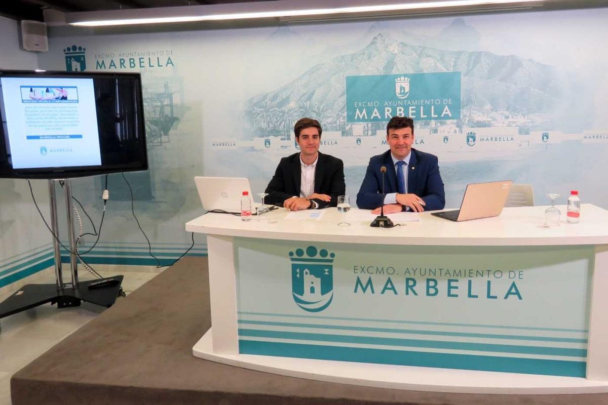 El Ayuntamiento consigue los fondos europeos solicitados para el desarrollo del proyecto 'Marbella Integra', que beneficiará a 1.350 parados de larga duración y otros colectivos vulnerables