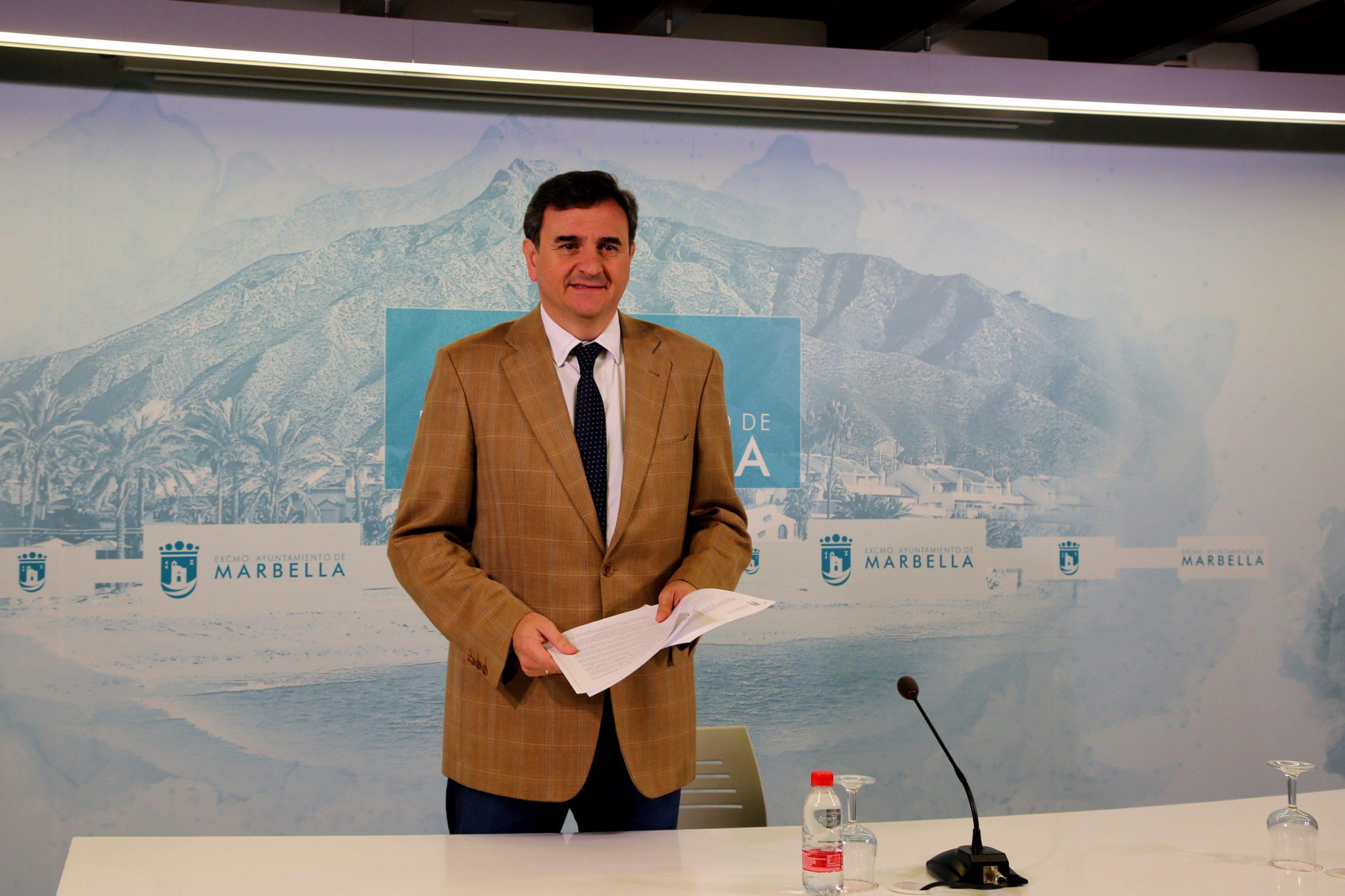 Marbella nombrará hijos predilectos al cocinero Dani García y al actor Pepón Nieto