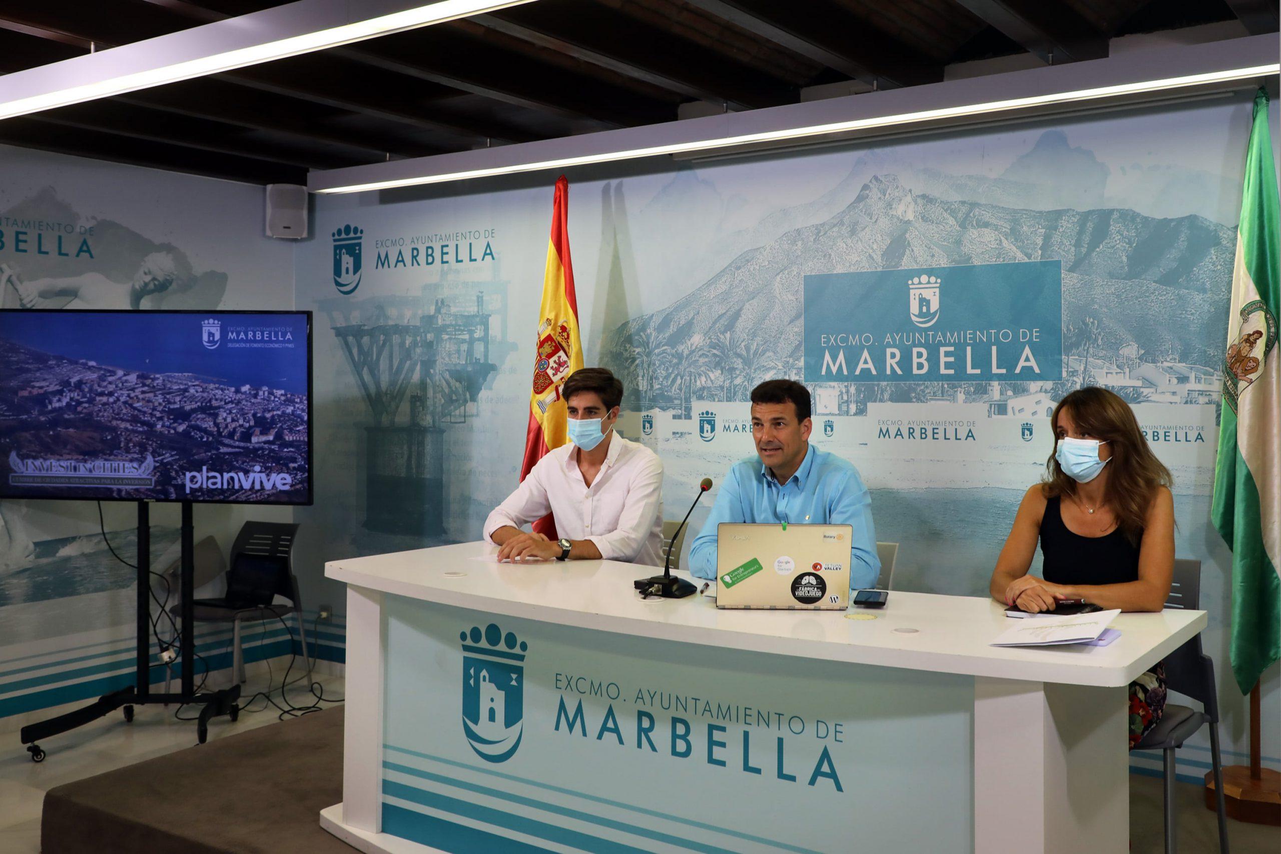 Marbella participará por segundo año consecutivo en un foro de ciudades atractivas para la inversión