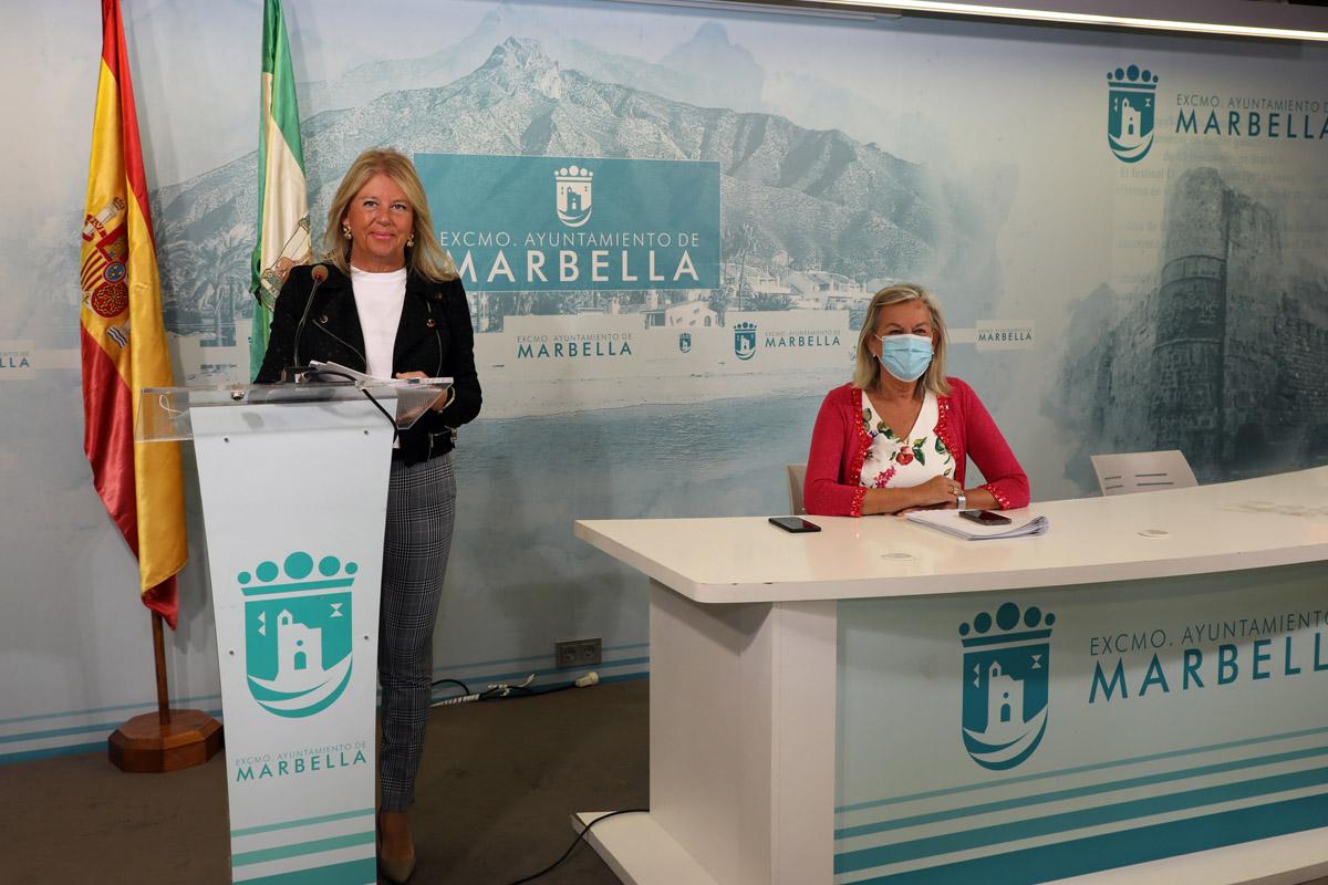 Marbella permitirá ampliar negocios y equipamientos frente al Covid-19