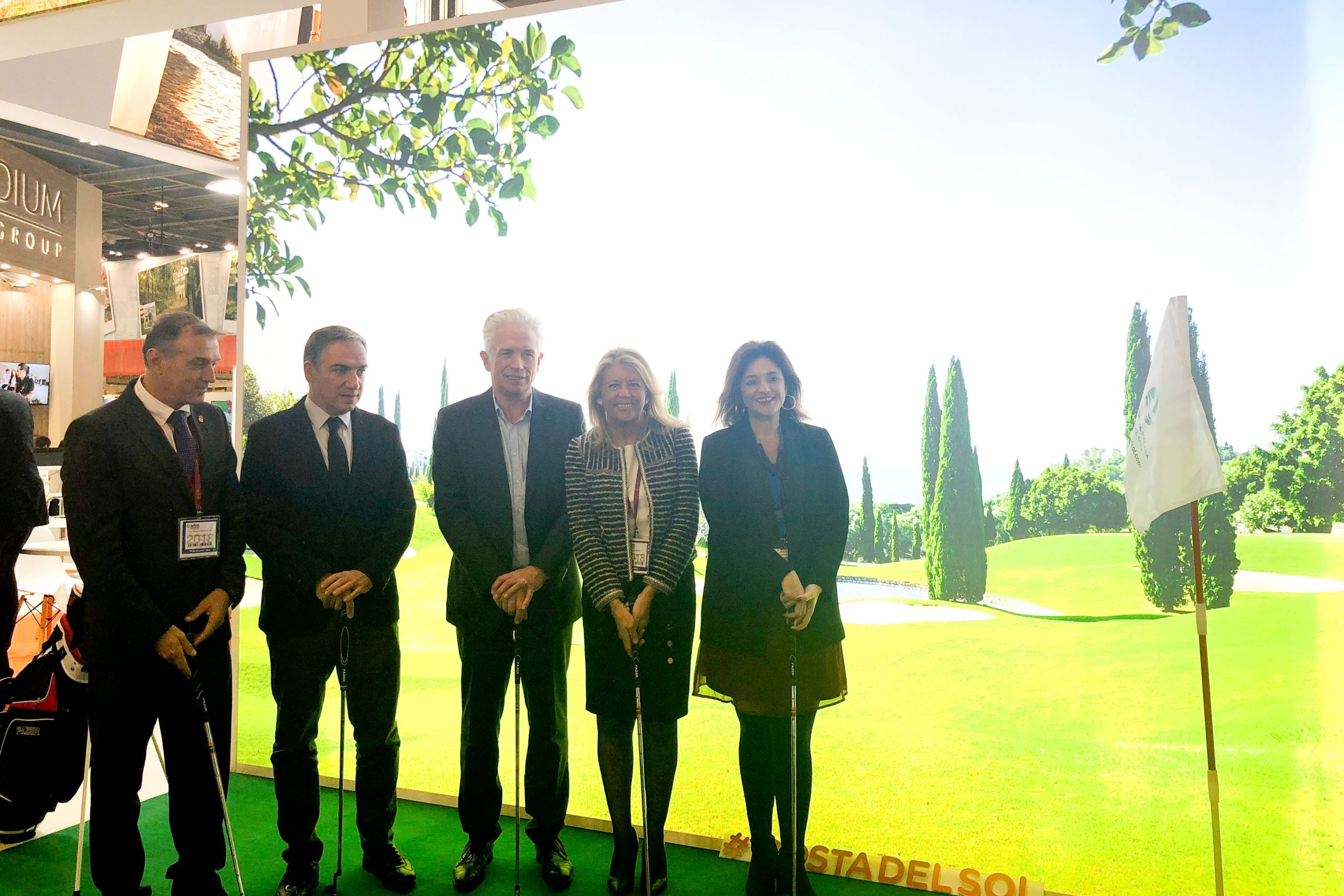 Marbella promocionará el golf y la oferta gastronómica en la World Travel Market 2019 de Londres