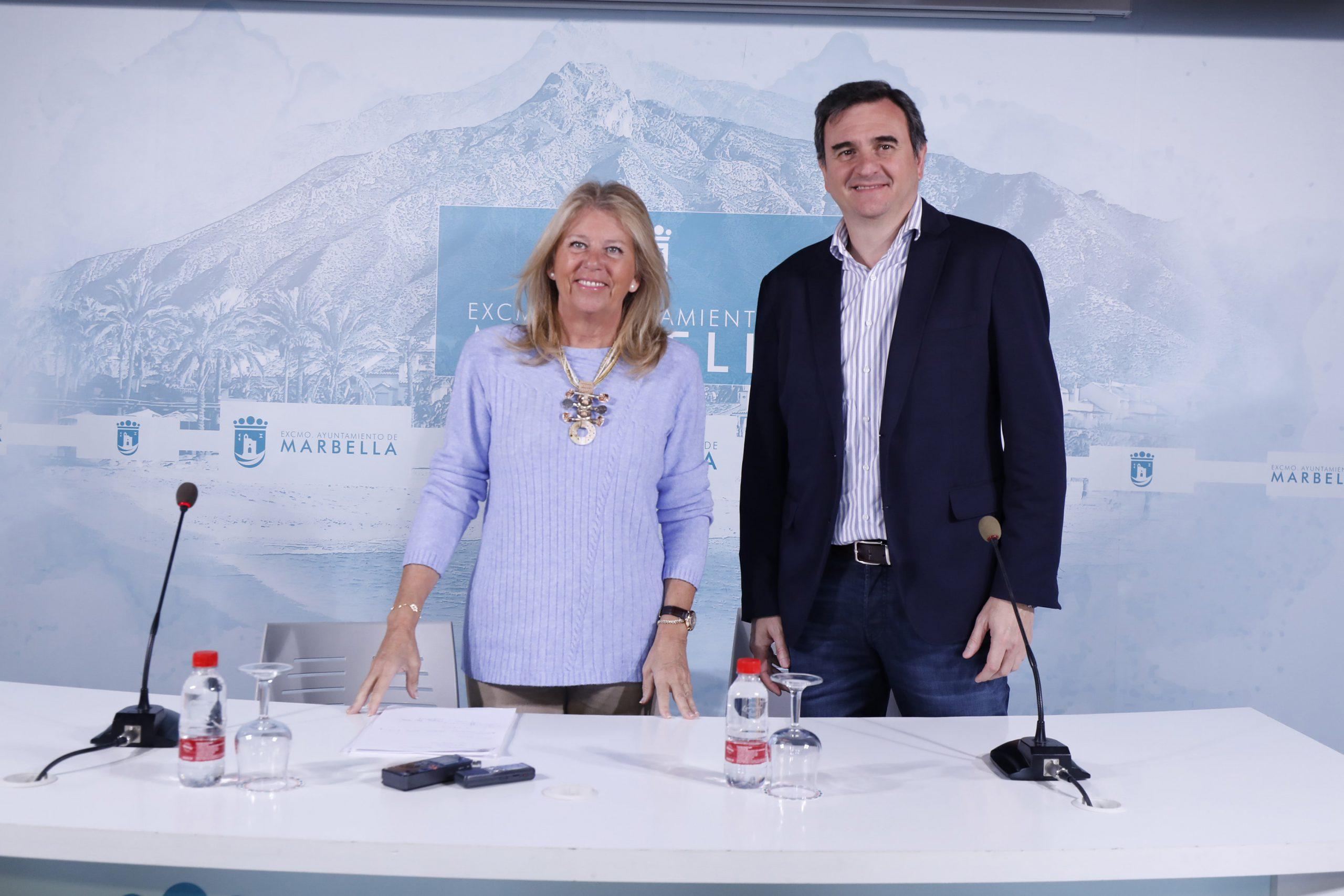 Marbella protagonizará en marzo una intensa promoción turística