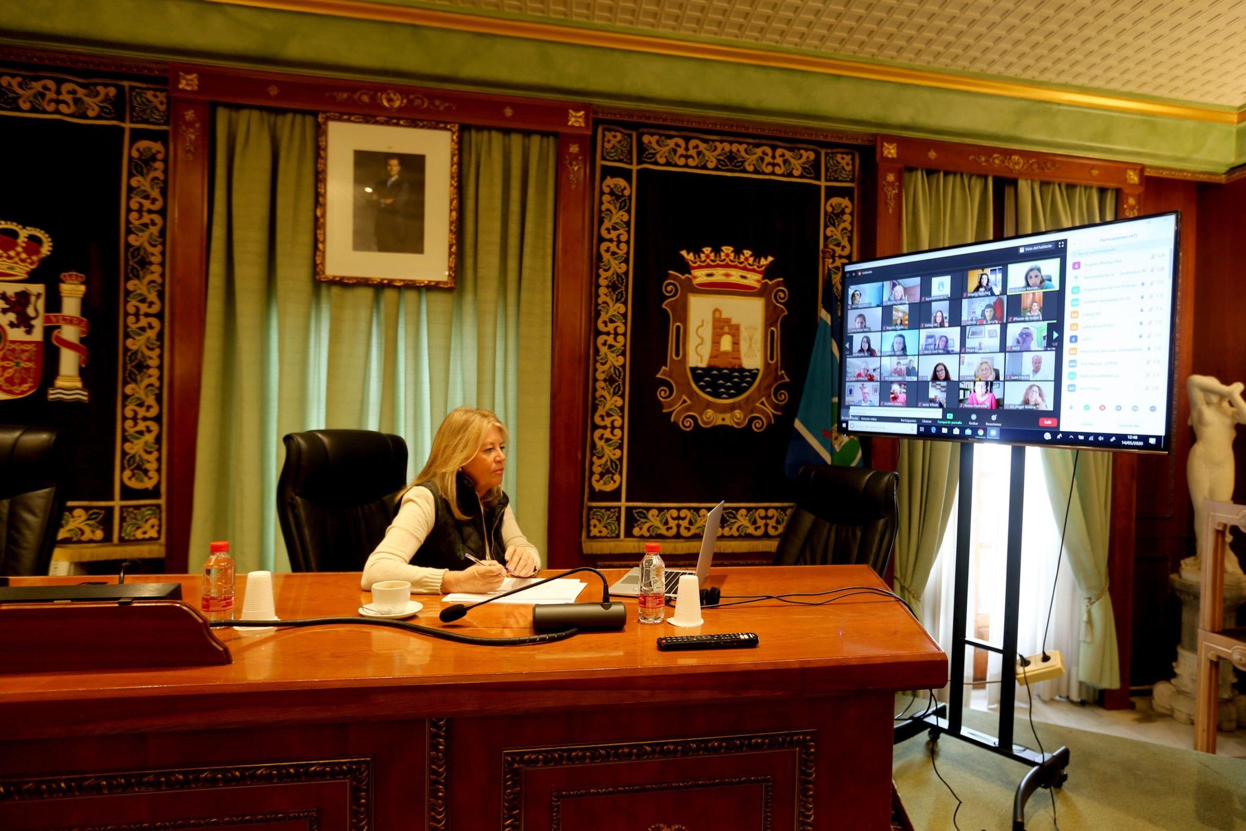 Marbella reforzará su apoyo a la labor que realizan las entidades sociales en el municipio