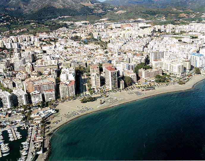 Marbella registra en enero un récord histórico de turistas en hoteles y pernoctaciones