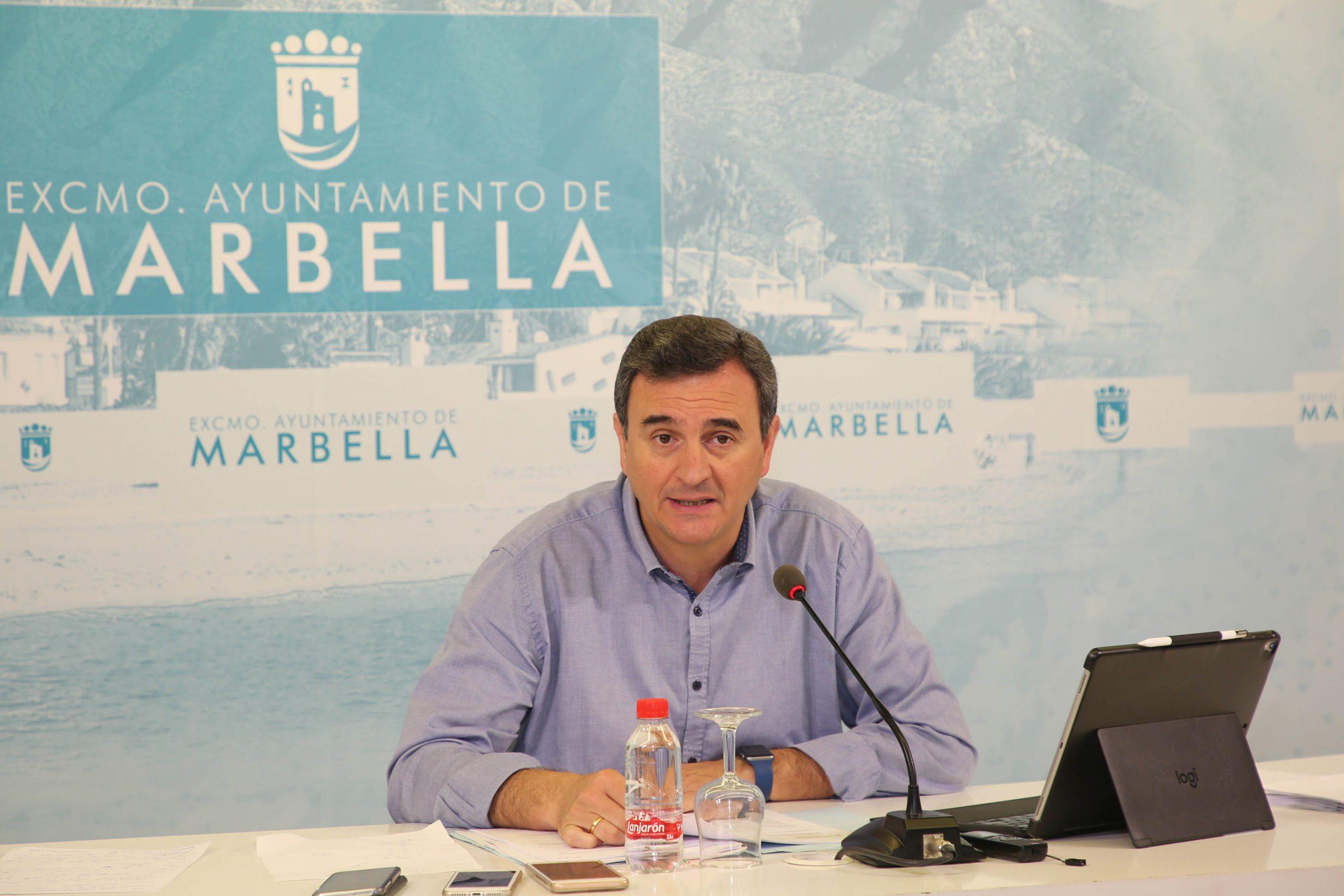 Marbella renueva la 'Q' de calidad turística en seis de sus playas y el Puerto Deportivo