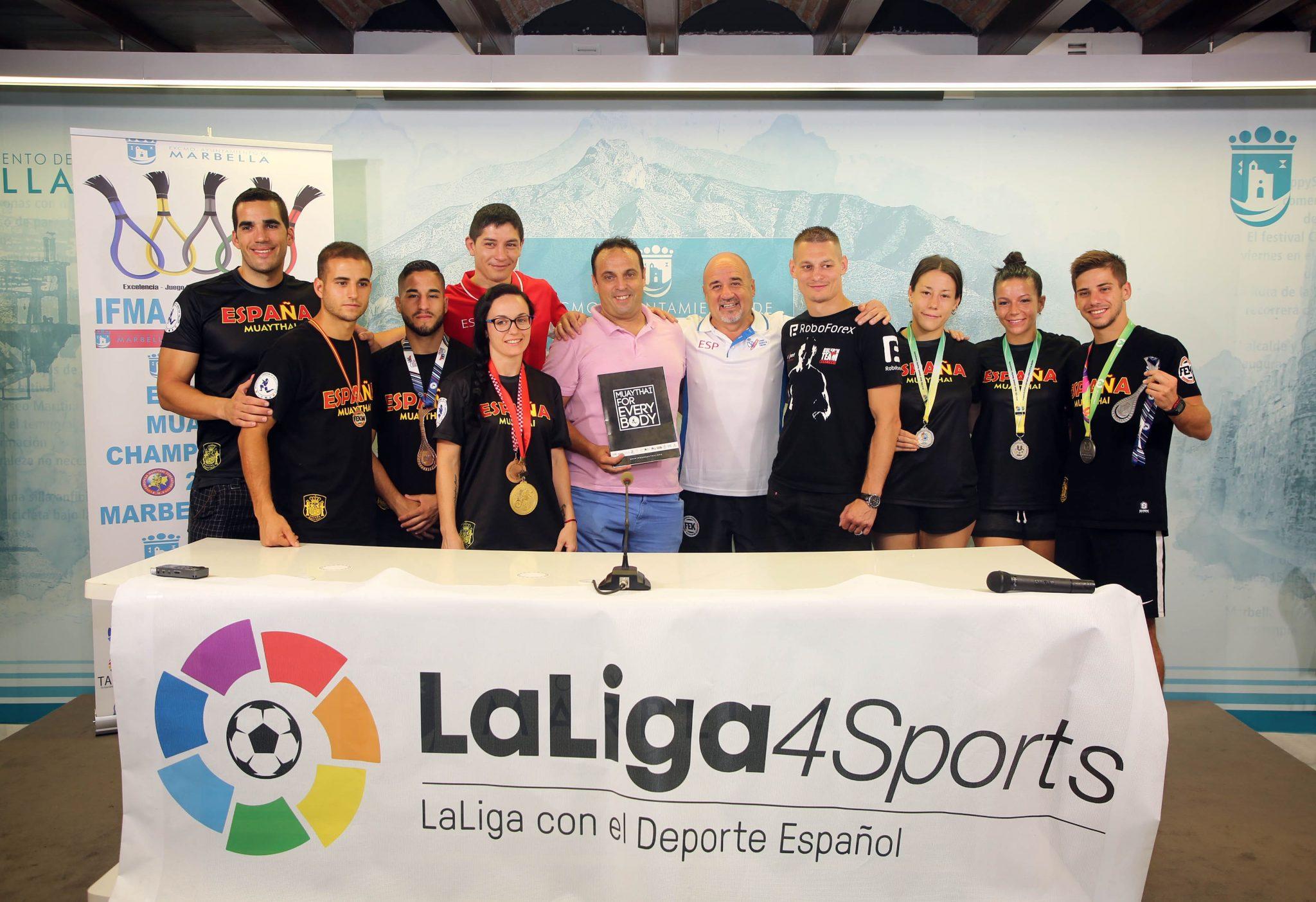 Marbella se convertirá en la primera ciudad española en acoger el Campeonato de Europa de Muay Thai