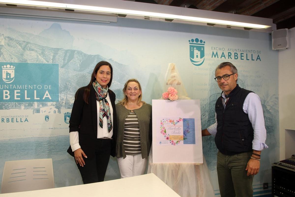 El evento Marbella se viste de boda reunirá a una quincena de firmas este sábado 23 de marzo en el Hospital Real de la Misericordia