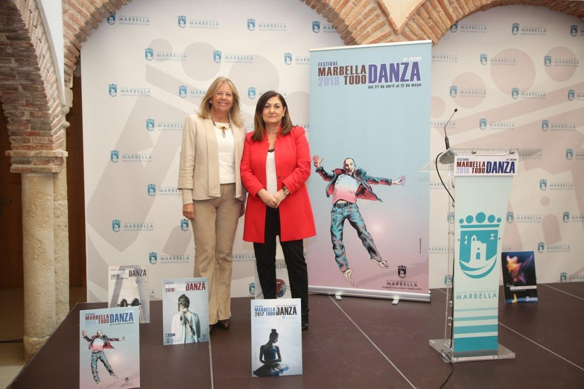 Marbella Todo Danza continúa apostando por las propuestas más vanguardistas en su décimo aniversario