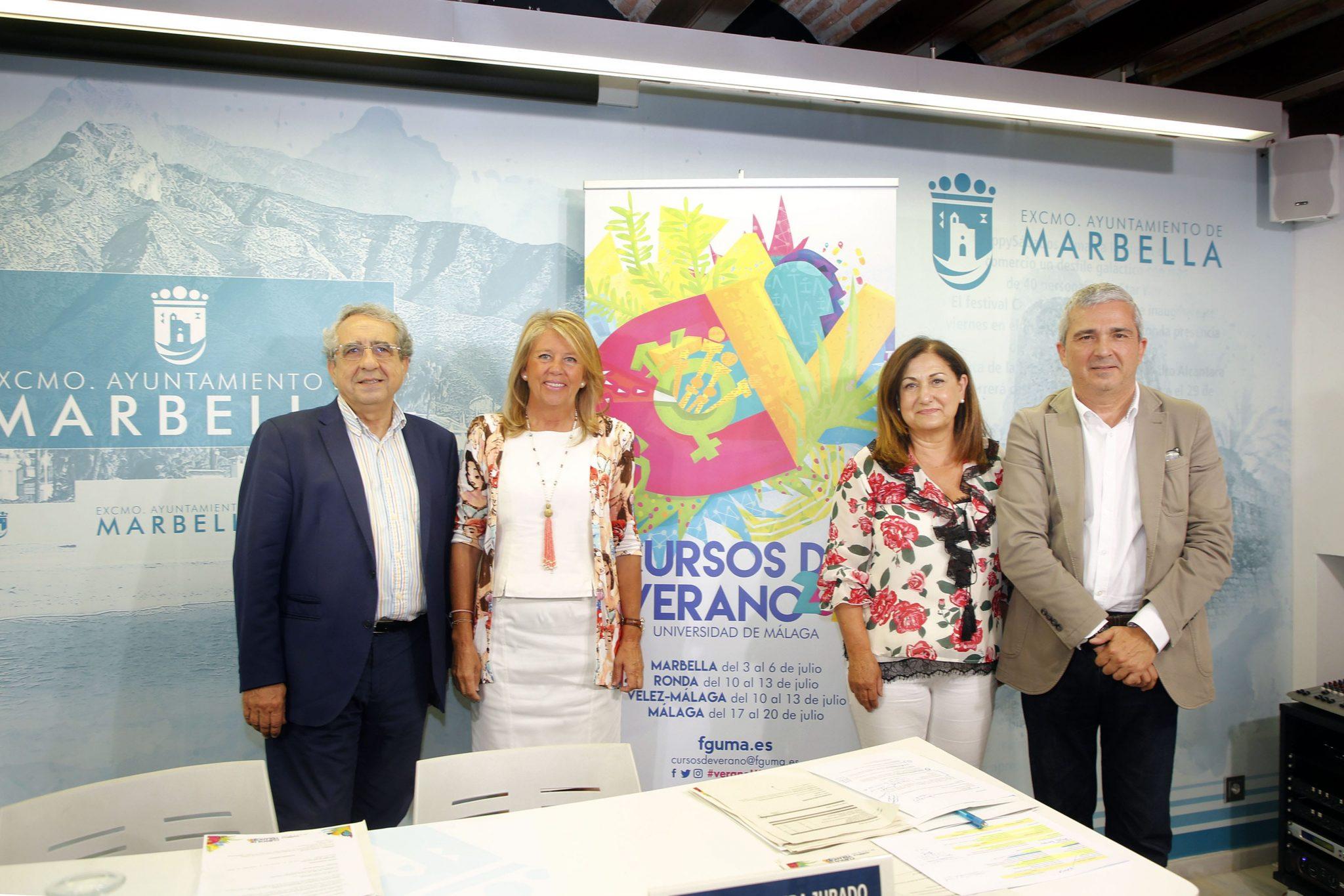 Marbella tratará en los Cursos de Verano el turismo sanitario y otros temas