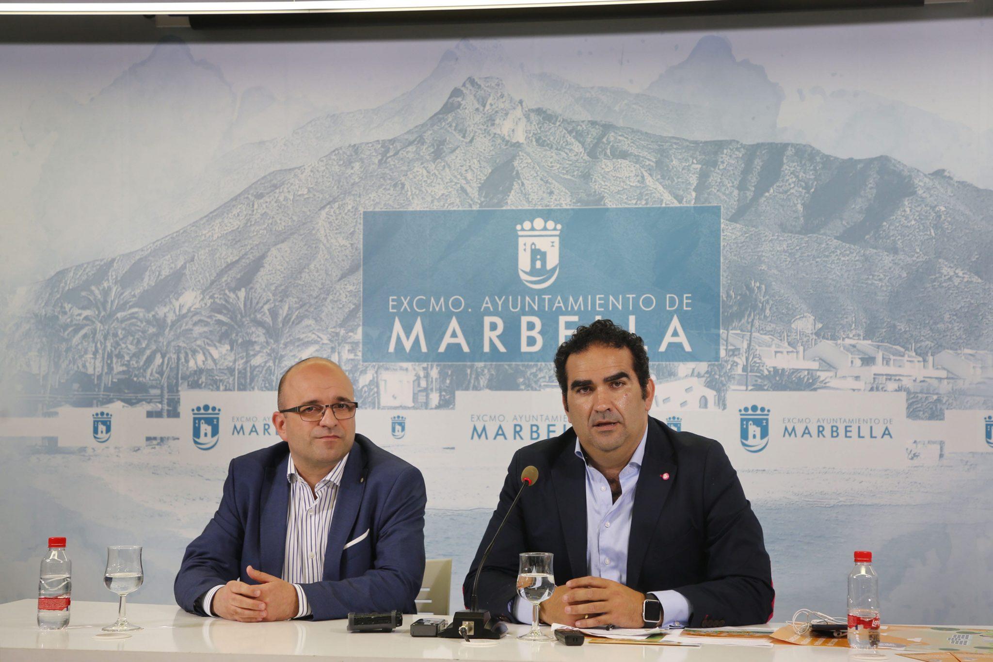 Marbella, uno de los 32 municipios andaluces que se suma a la campaña Ecosinergias
