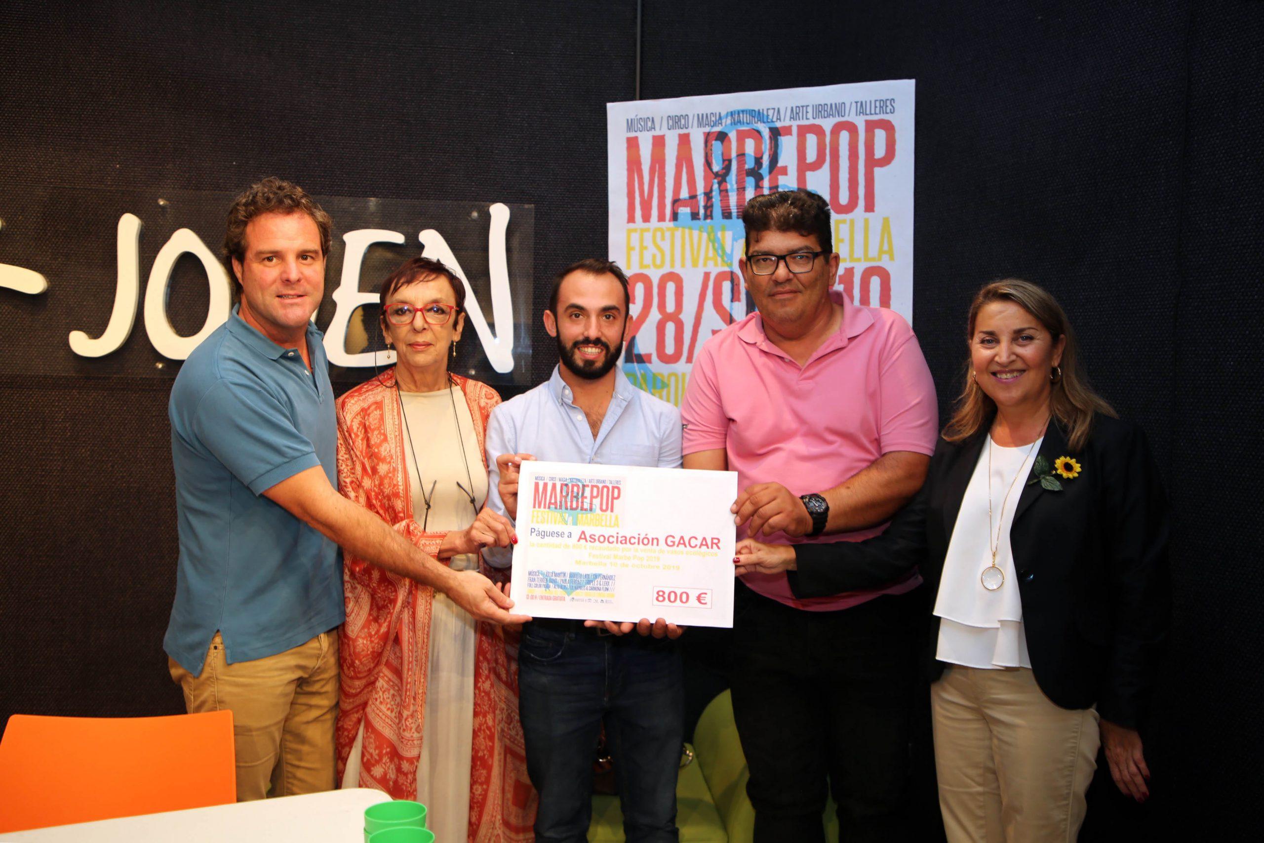 Marbepop ha celebrado este año su edición más eco-social