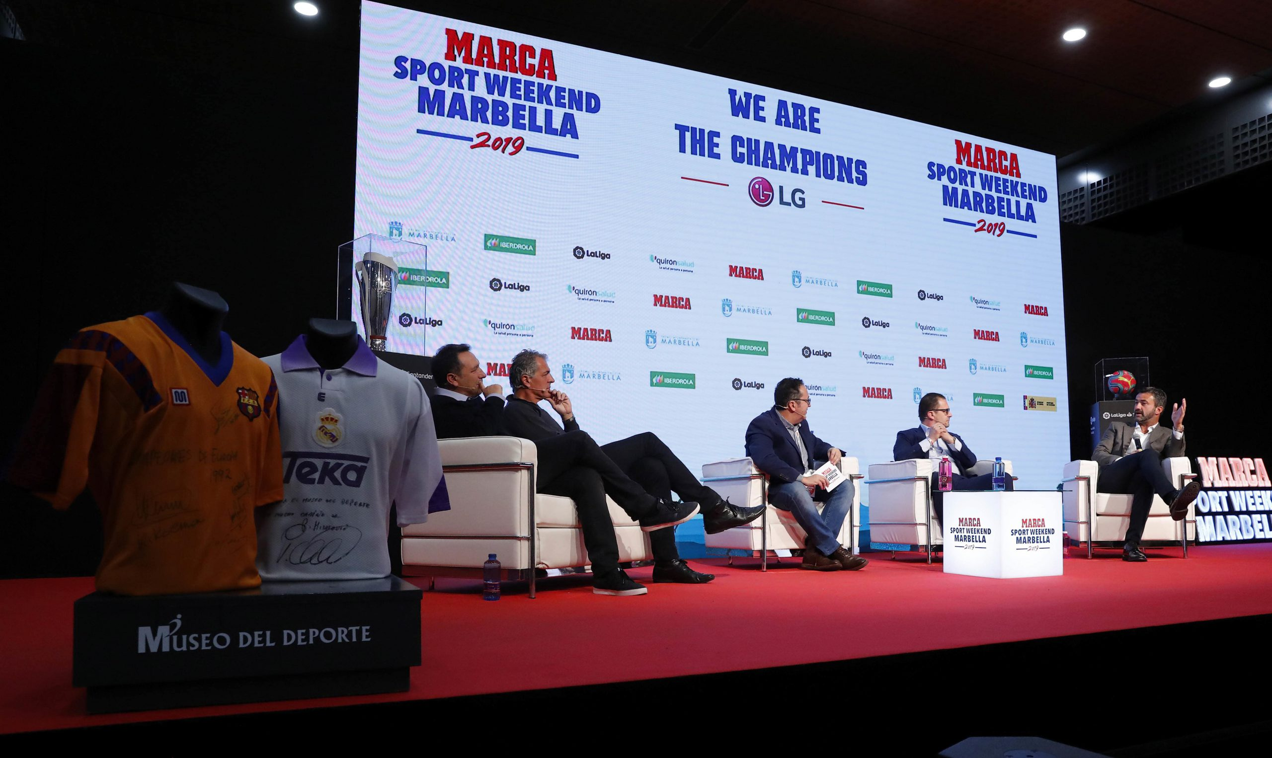 Marca Sport Weekend finaliza su fin de semana deportivo en Marbella