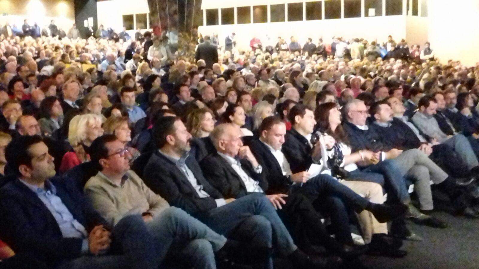 Mariano Rajoy en la presentación de candidatos a la alcaldía del PP elecciones municipales