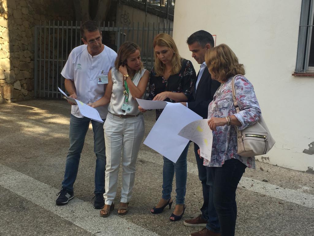 Más de 300.000€ para obras de mejora y equipamiento en los centros de salud de Las Albarizas y Leganitos