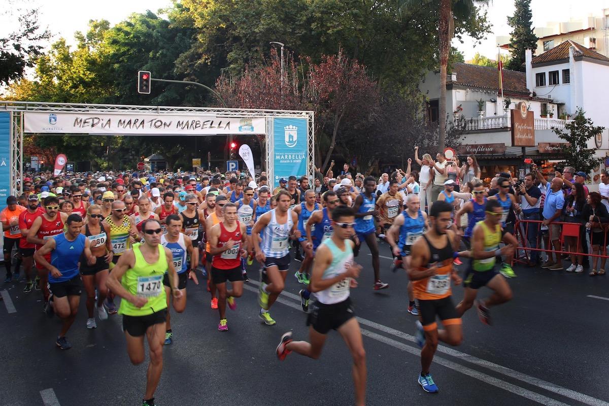 felicitación Media Maratón