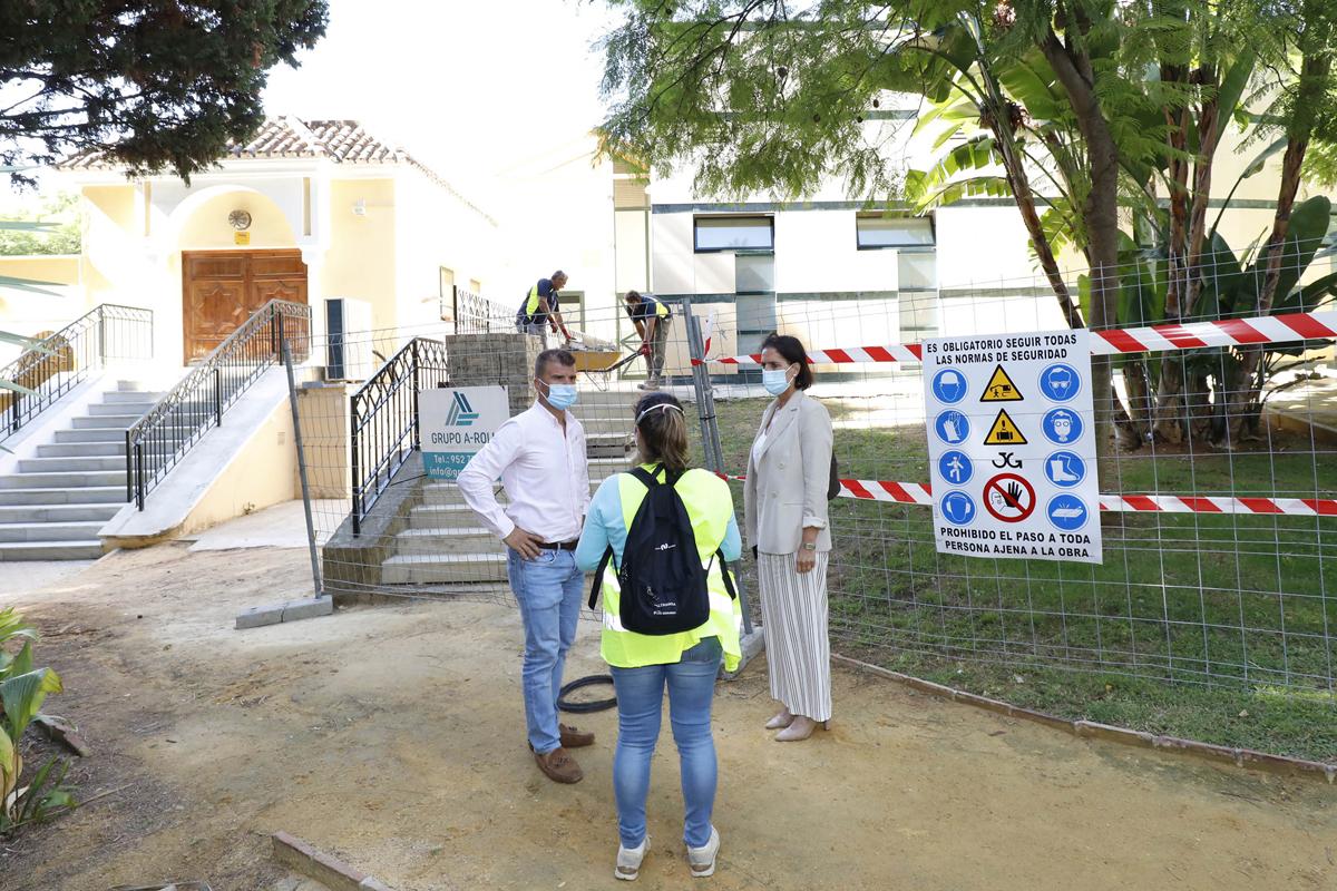 La nueva biblioteca central de Marbella se llamará Fernando Alcalá