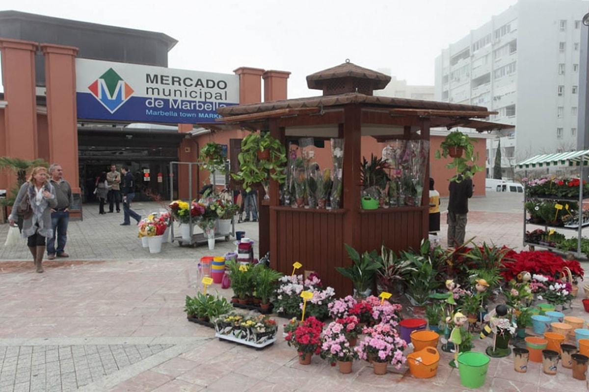 Mercado Municipal Marbella