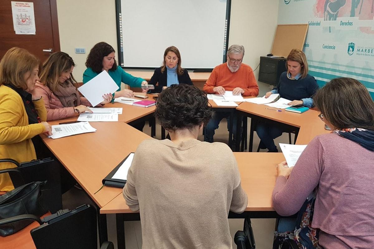 La Mesa de Trabajo de Intermediación Hipotecaria aborda los convenios con los Colegios de Procuradores y de Abogados