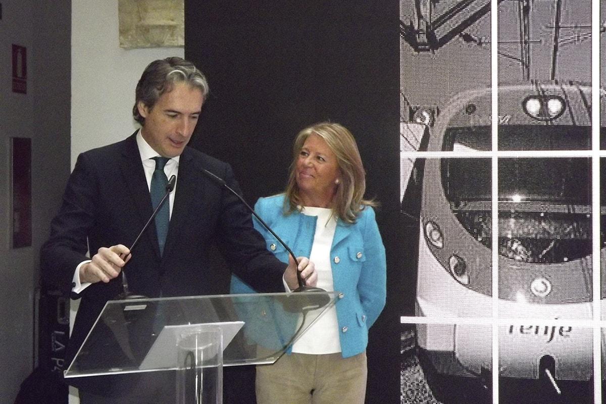 Fomento presenta el proyecto del nuevo acceso ferroviario a Marbella y Estepona, que contempla dos alternativas