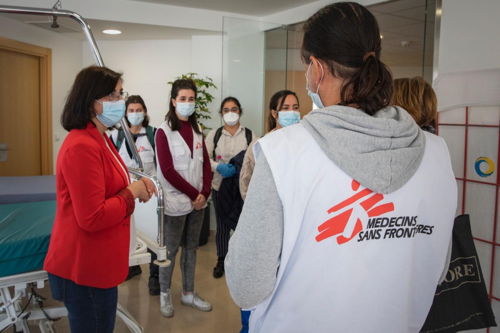 Nines Lima Médicos Sin Fronteras