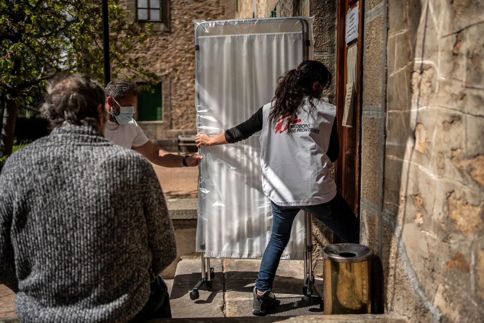 Nines Lima, una doctora marbellí en la lucha contra la pandemia del Covid-19
