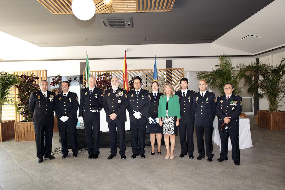 patronos cuerpo nacional de policía