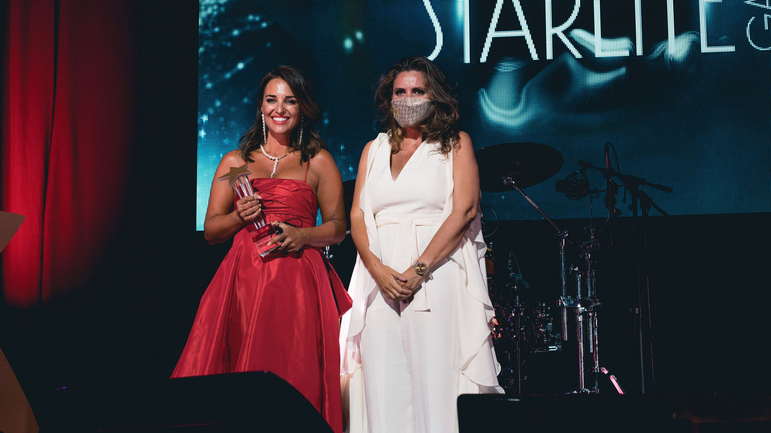 Paula Echevarría Gala Starlite