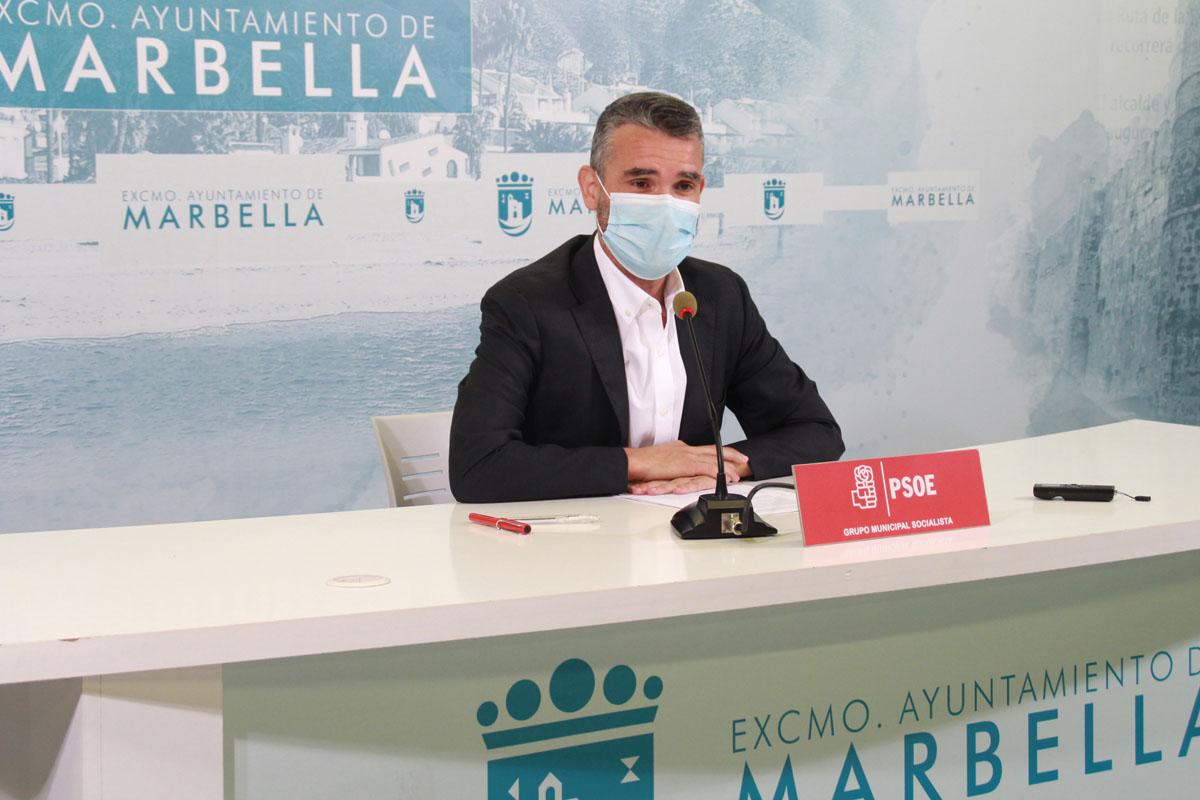 Plan Andalucía en Marcha abandona Marbella
