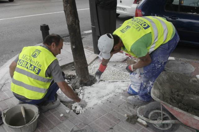 El Plan de Inversiones Sostenibles beneficiará a los barrios en dos años de obras por valor de más de 6,6 millones de euros