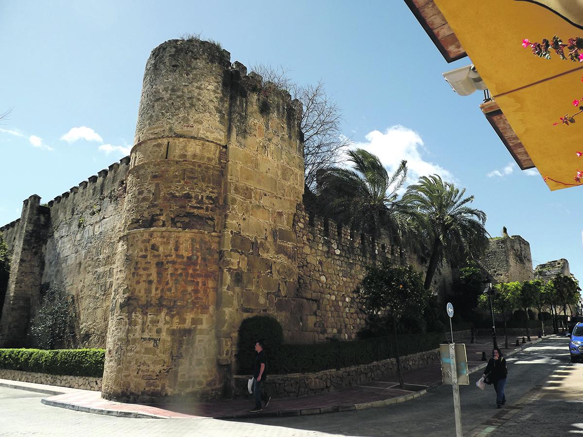 Plan para recuperar el castillo de Marbella