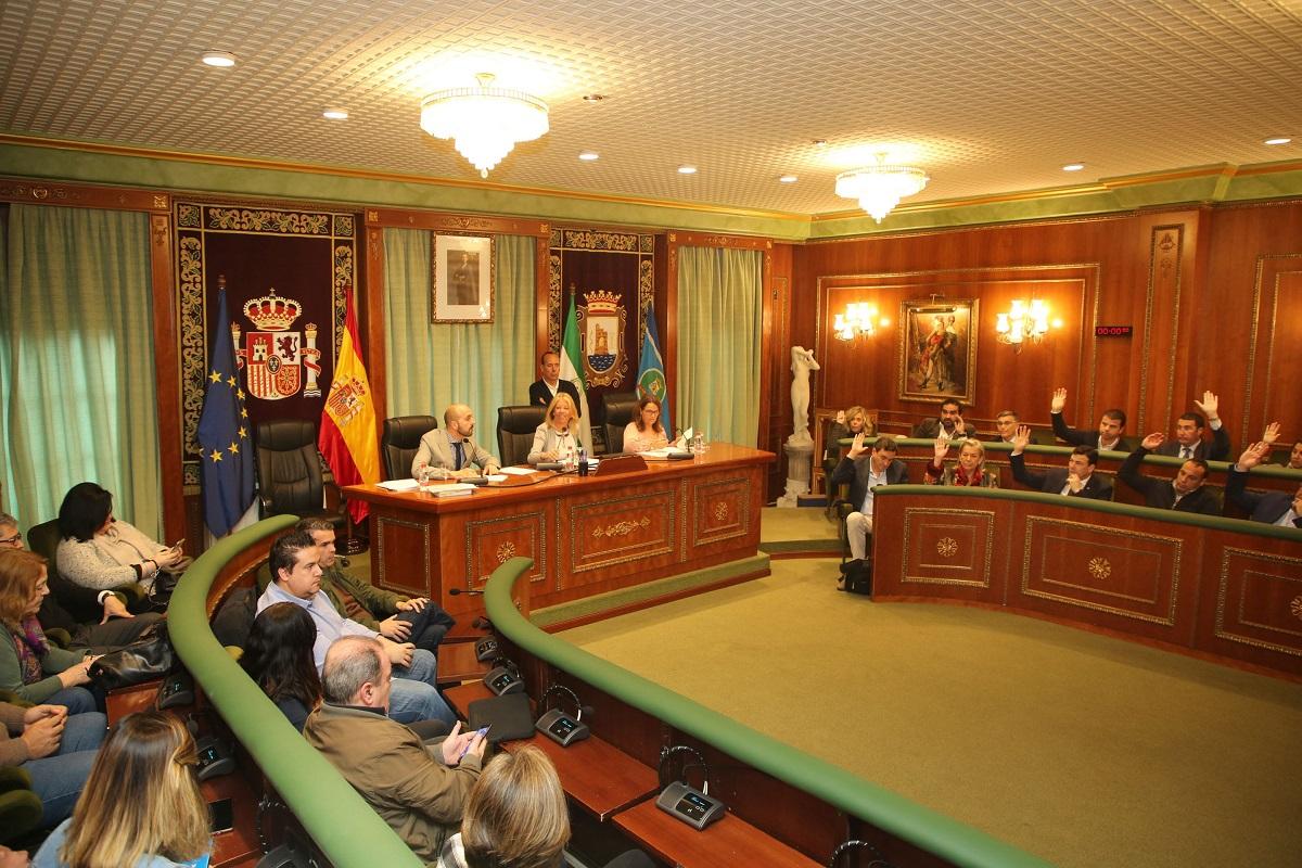 El Pleno aprueba los espacios para la realización gratuita de actos de campaña electoral