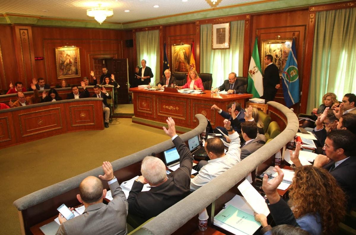 Pleno Marbella
