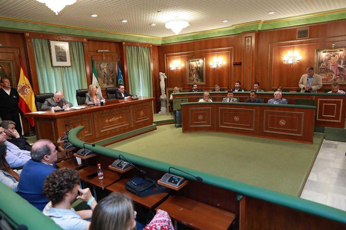 El Pleno aprueba de forma definitiva la modificación de la plantilla en las áreas de Limpieza y Residuos Sólidos Urbanos
