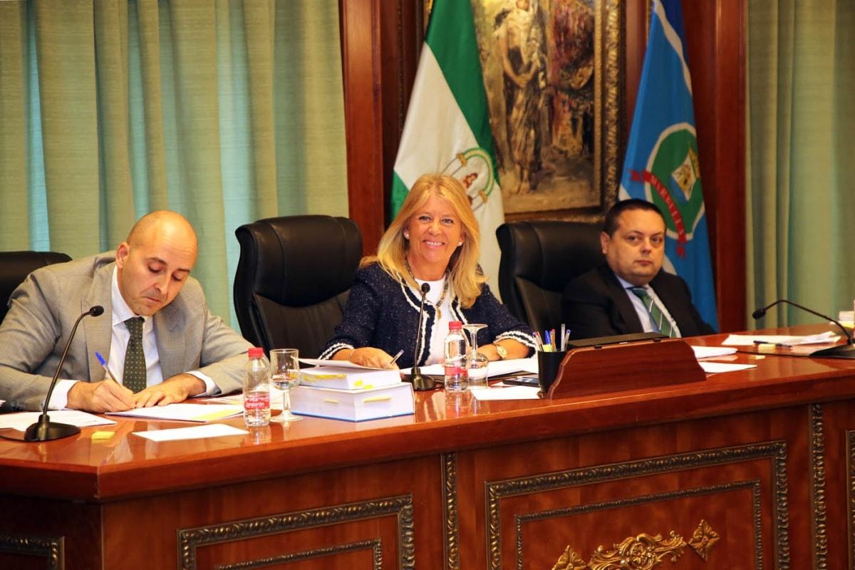El Pleno ordinario avala la firma del convenio con el Ministerio de Hacienda