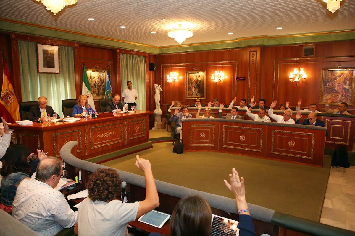 pleno aprueba reglamento distritos