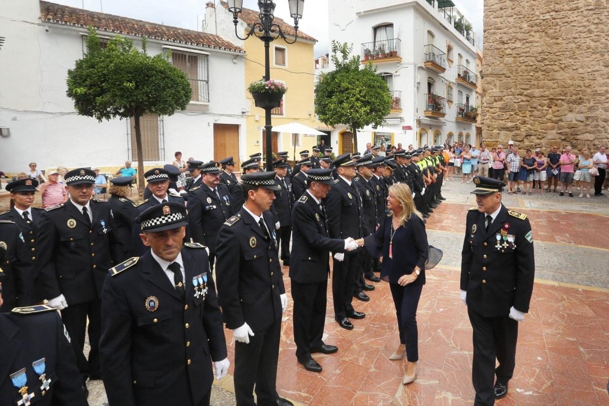 """La alcaldesa resalta que la seguridad """"volverá a contar con un importante esfuerzo presupuestario en 2019"""""""
