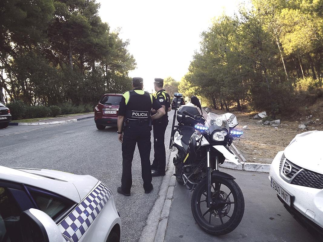 Policía Local 150 Aniversario