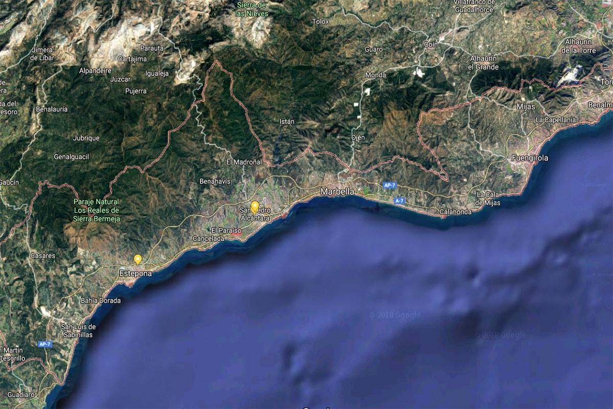 El POT de la Costa del Sol Occidental sentará nuevas bases para el desarrollo de esta zona de 400.000 habitantes