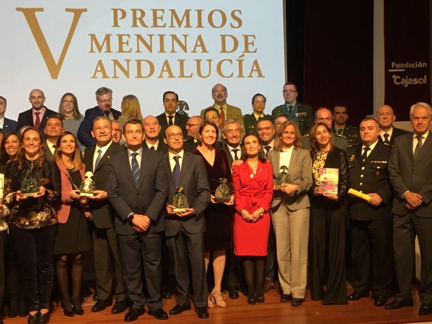 premiados Premios Menina de Andalucía