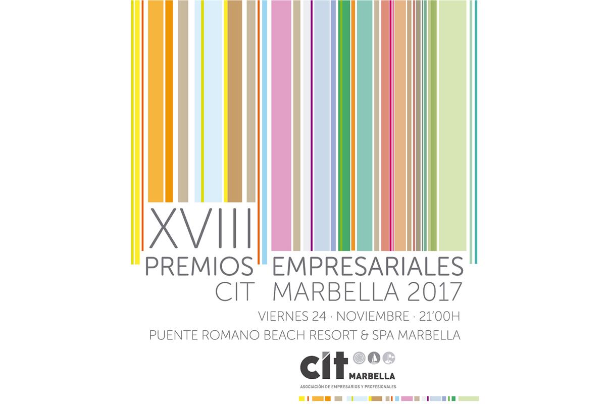 Premios empresariales CIT Marbella