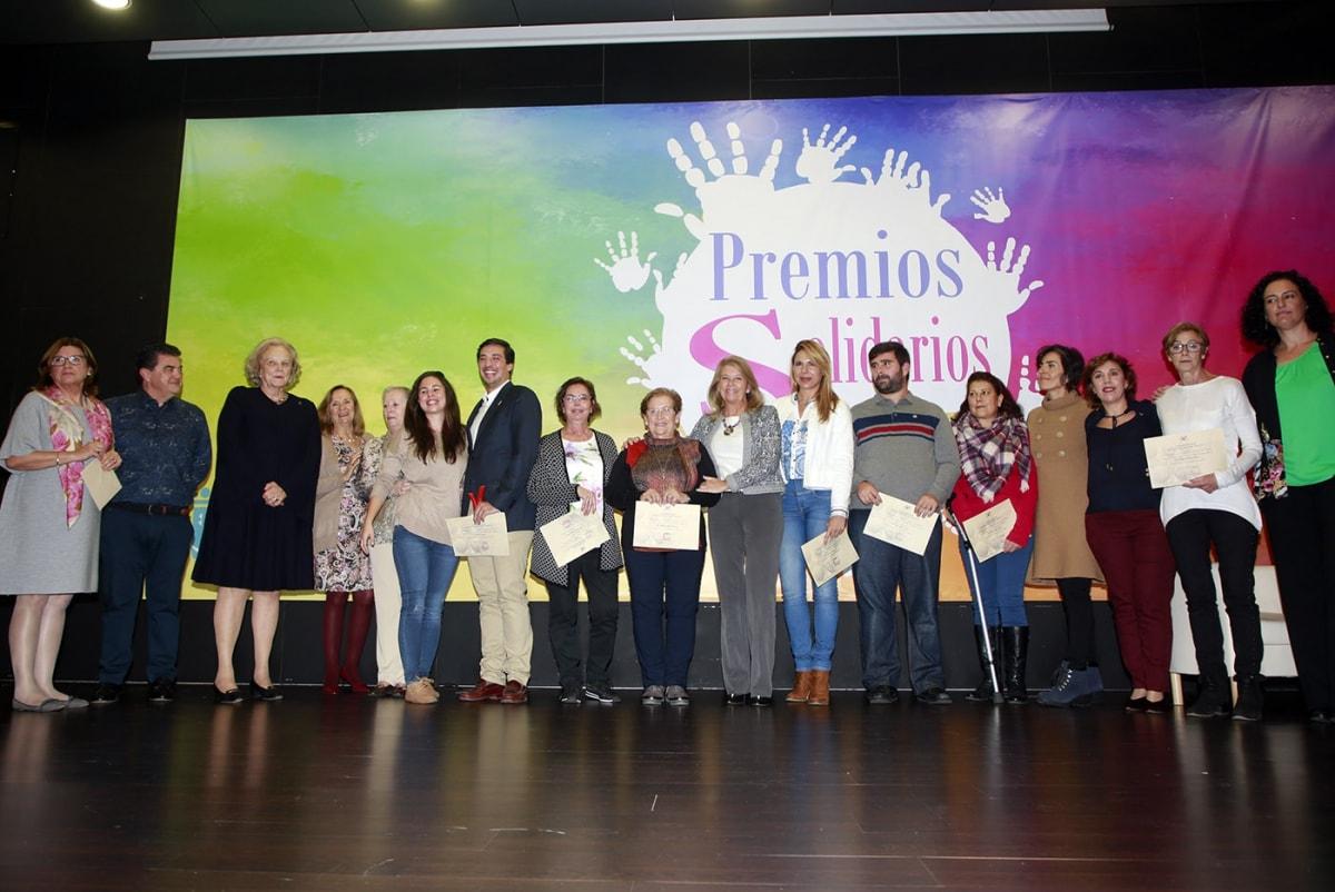 Premios solidarios 2017