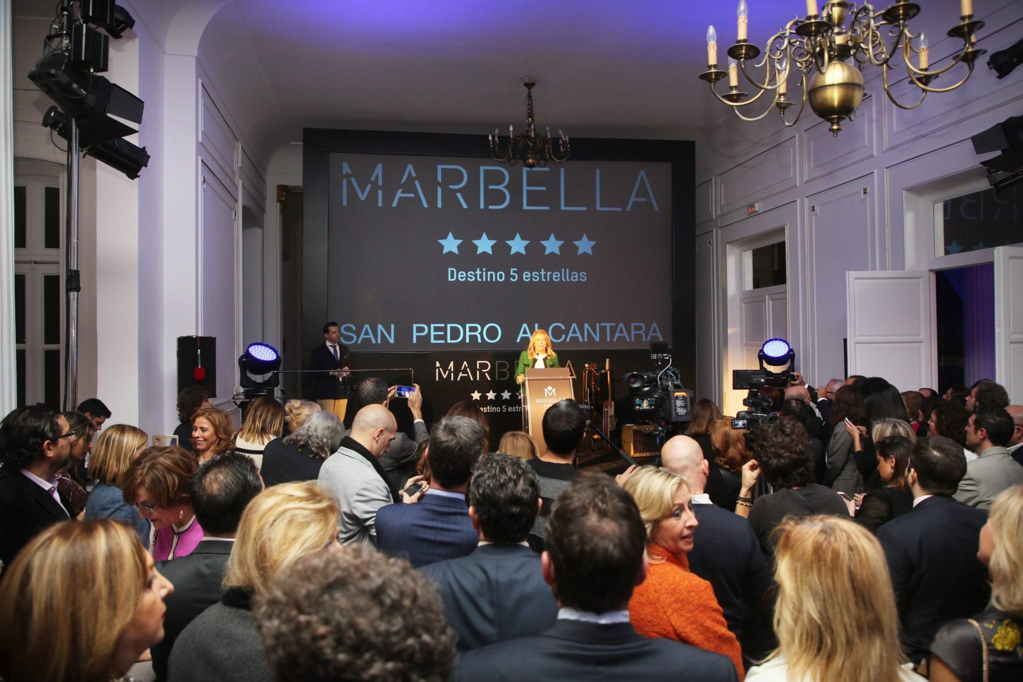 Presentación Marbella en Fitur 2018