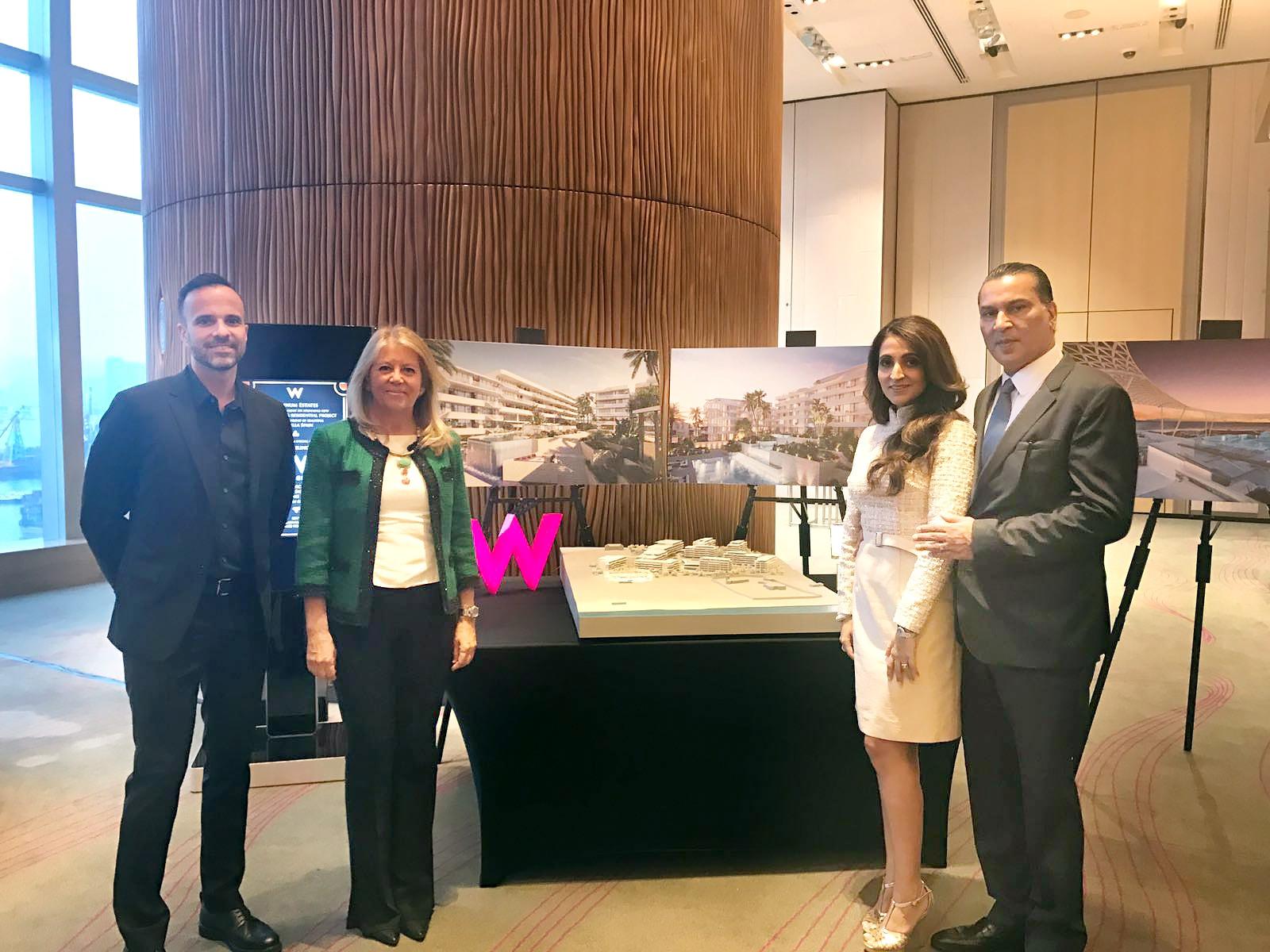 Presentan en Hong Kong el hotel W Marbella Resort