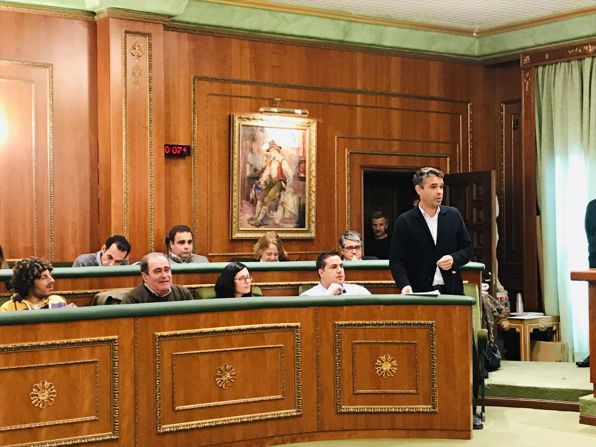 El PSOE asegura que PP no ha aceptado ni una sola de las alegaciones a los presupuestos 2019 presentadas por el partido socialista