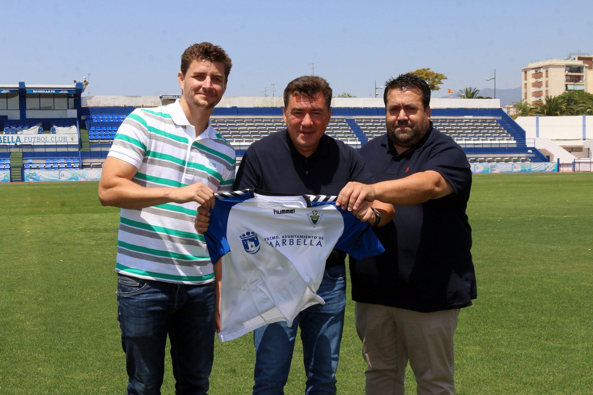 """Rafael Pérez Guerrero """"Padilla"""", nuevo entrenador del Marbella FC"""